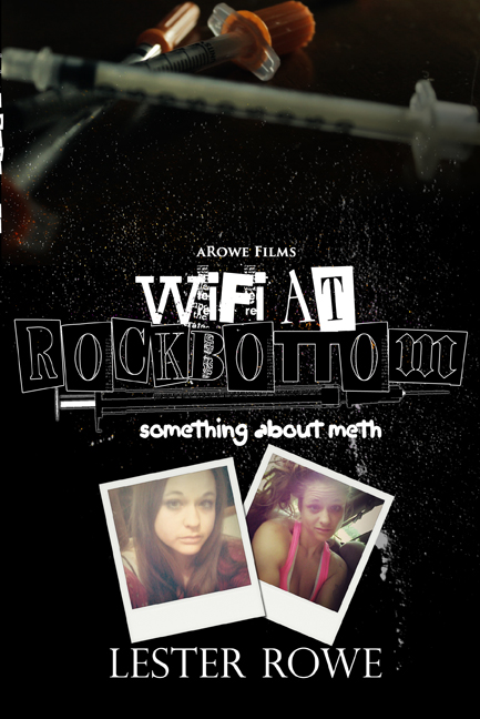 wifi at rock bottom : something about meth book cover