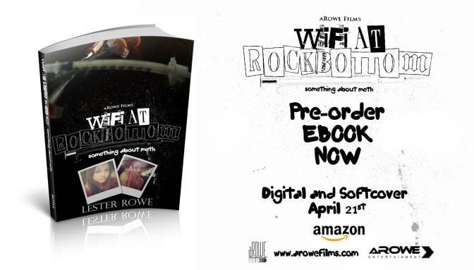 Wifi at Rock Bottom : The Book Pre-Order